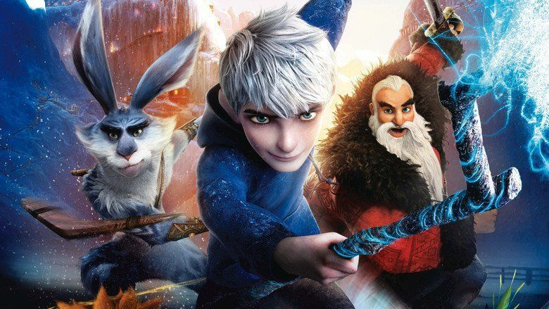 Rise of the Guardians movie scenes