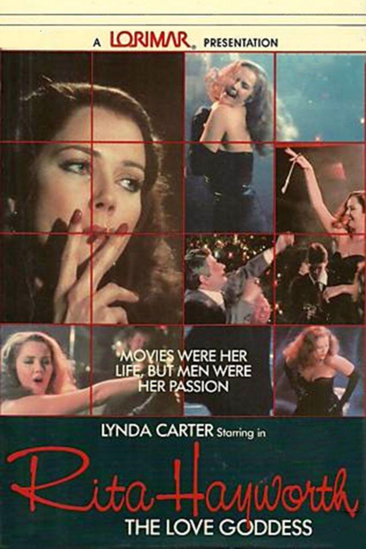 Rita Hayworth: The Love Goddess movie poster