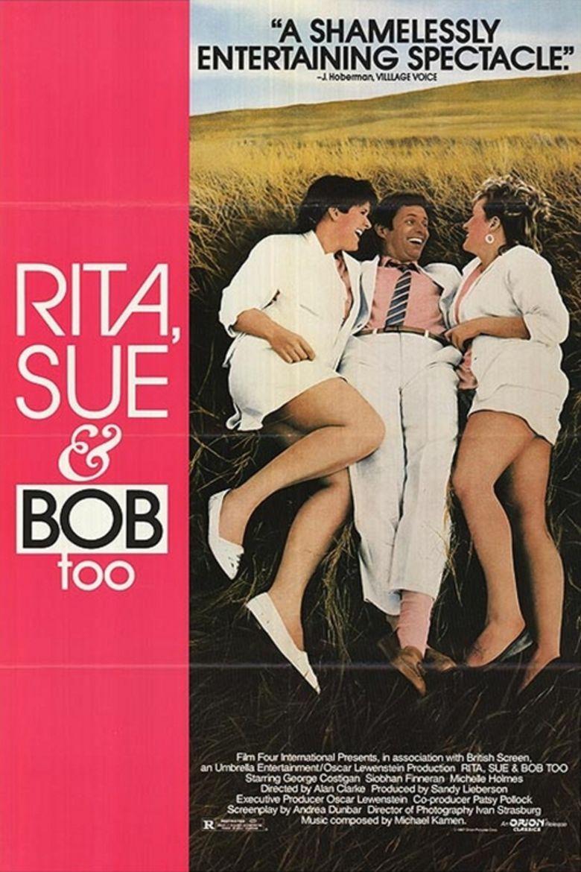 Rita, Sue and Bob Too movie poster