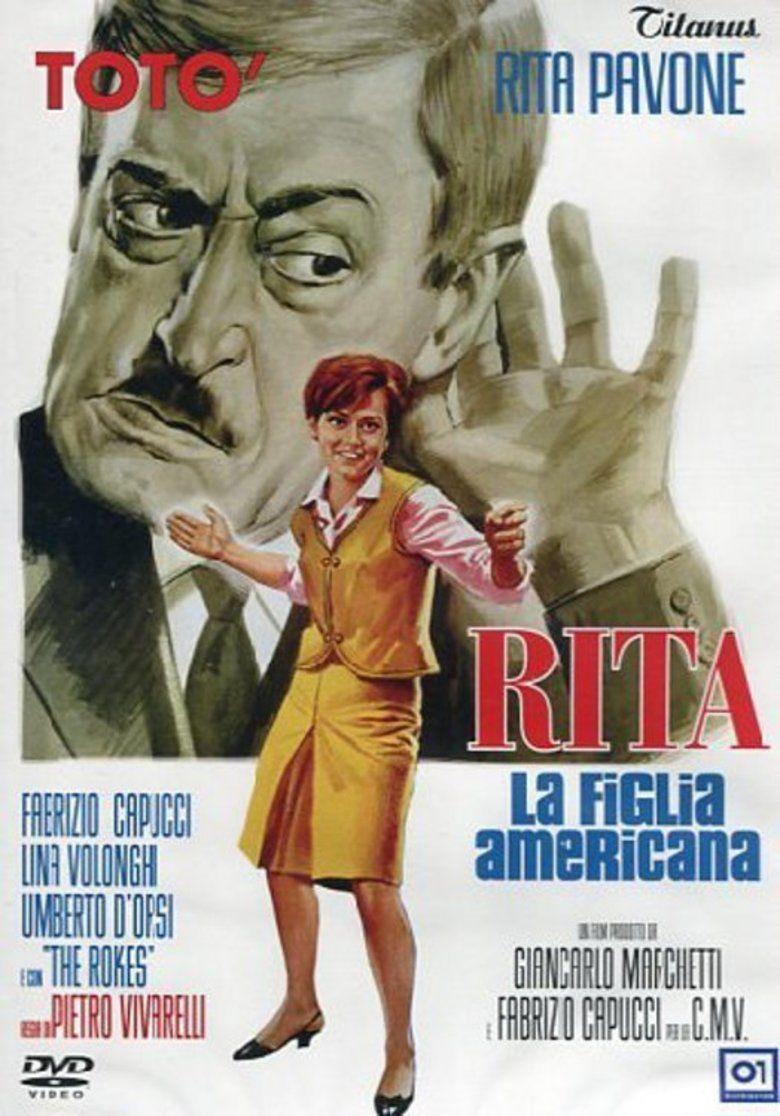 Rita, la figlia americana movie poster