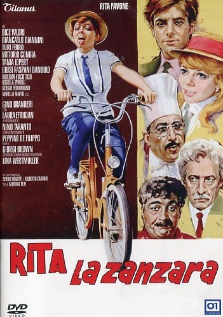 Rita the Mosquito movie poster