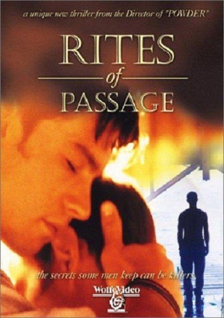 Rites of Passage (1999 film) movie poster
