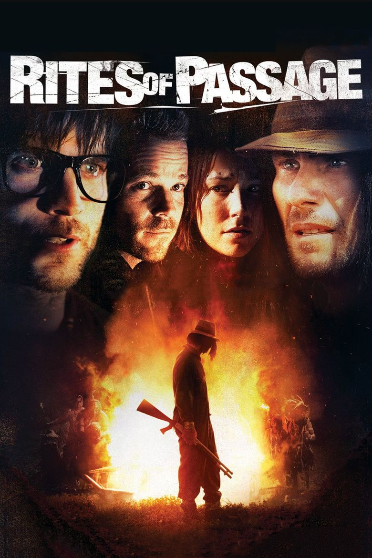 Rites of Passage (2012 film) movie poster