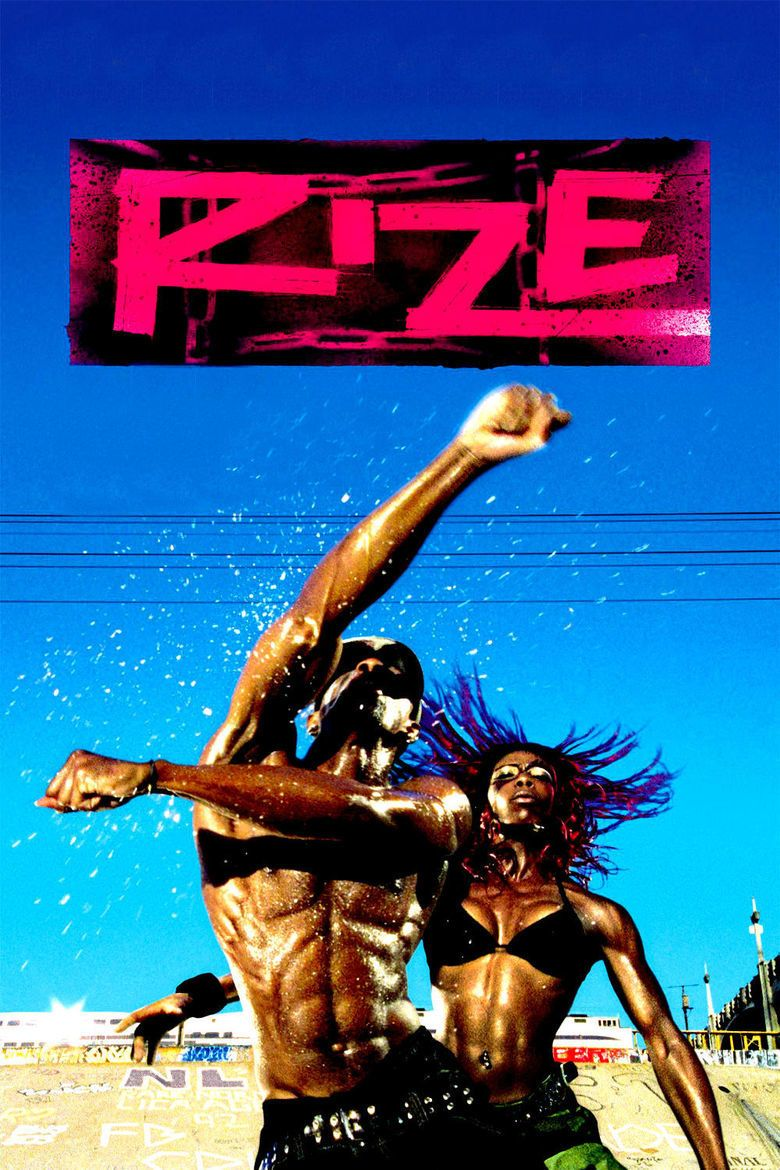 Rize (film) movie poster