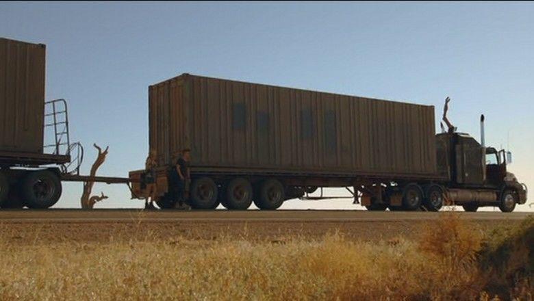 Road Kill (2010 film) movie scenes