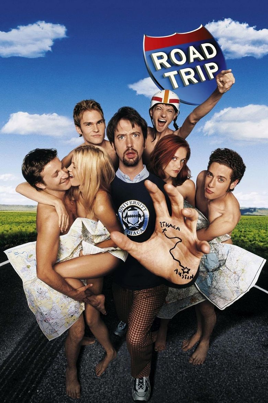 Road Trip (film) movie poster