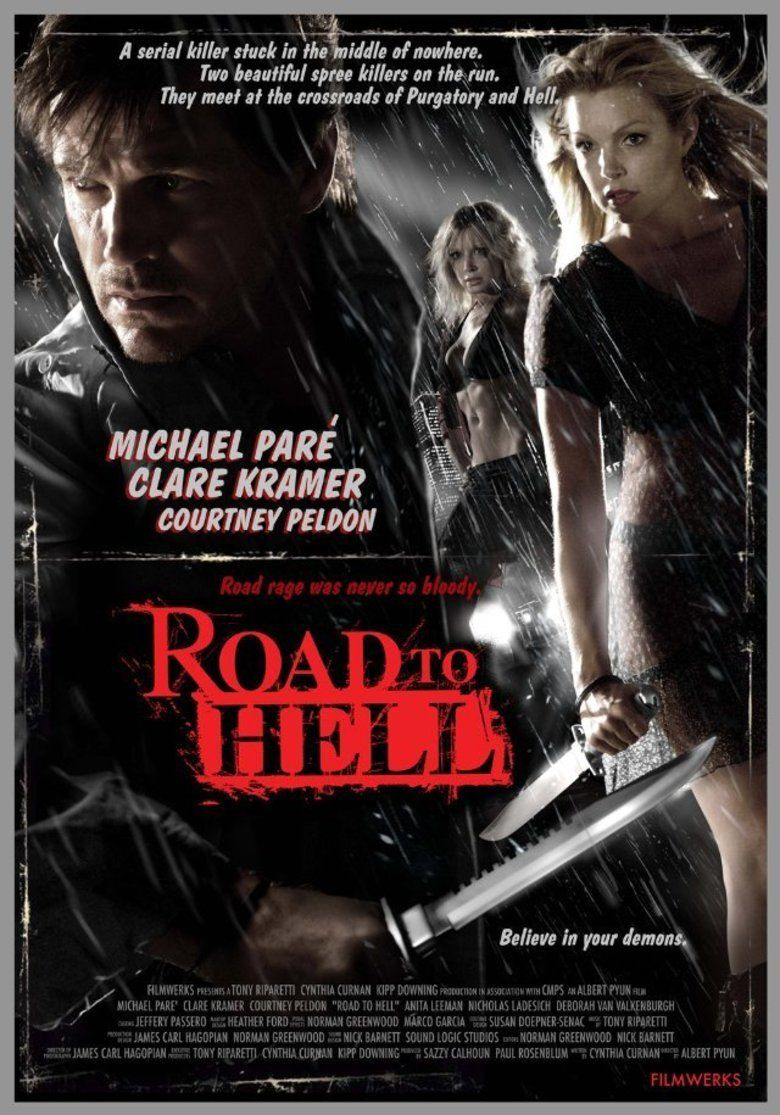 Road to Hell (film) movie poster