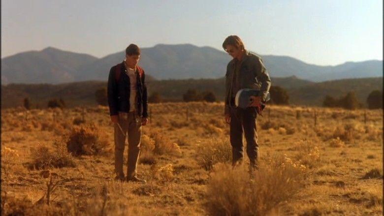 Roadside Prophets movie scenes