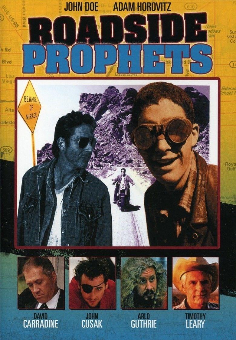 Roadside Prophets movie poster
