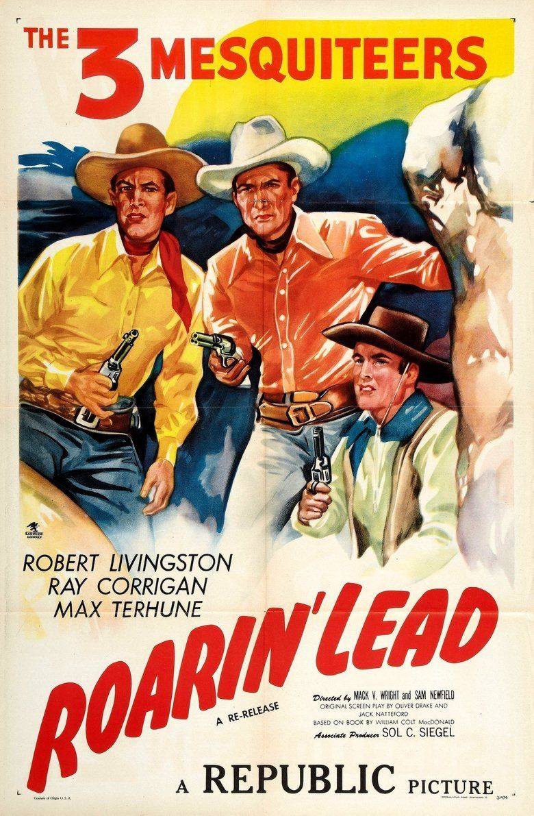 Roarin Lead movie poster