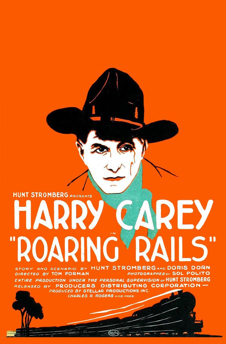 Roaring Rails movie poster