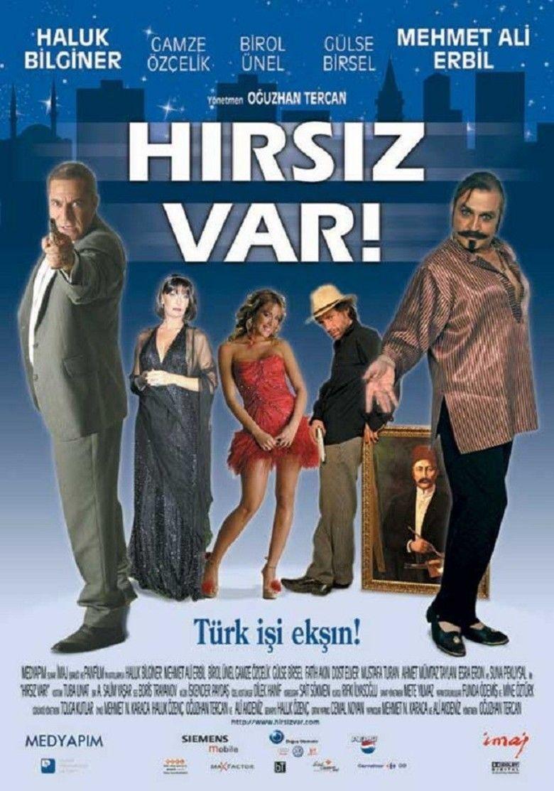 Robbery Alla Turca movie poster