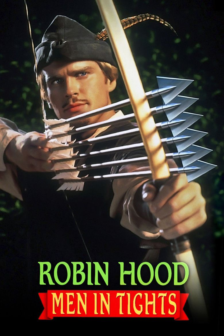 Robin Hood: Men in Tights movie poster