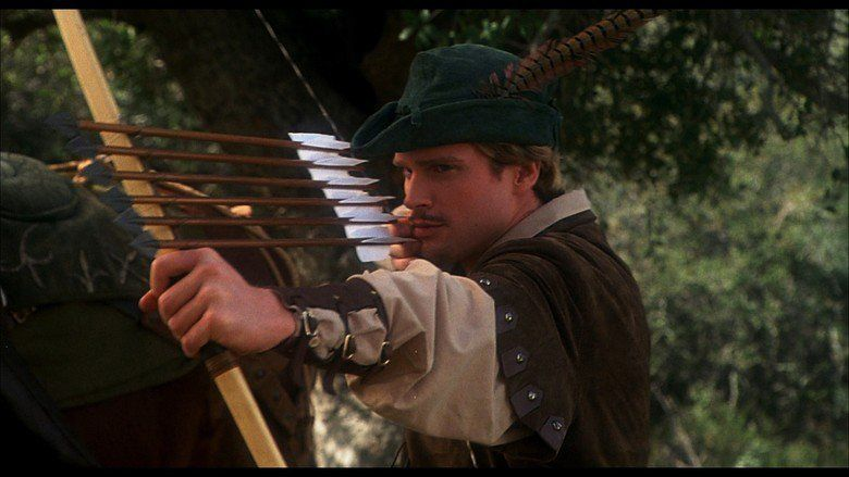 Robin Hood: Men in Tights movie scenes