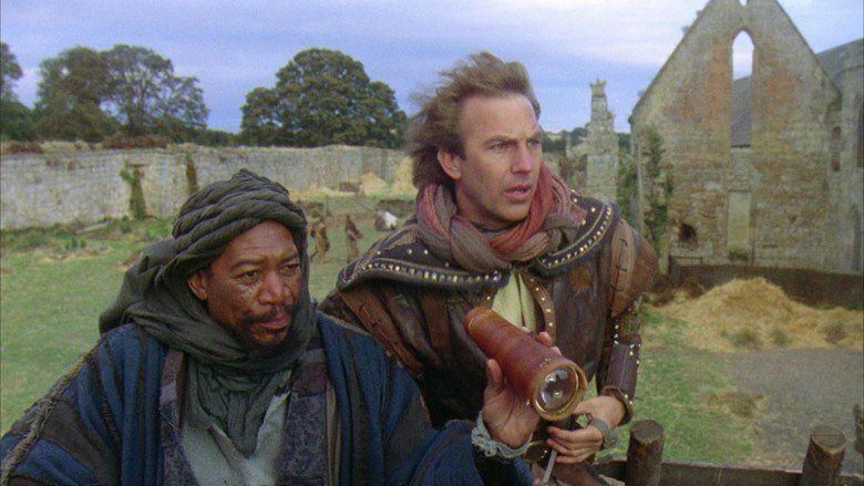 Robin Hood: Prince of Thieves movie scenes