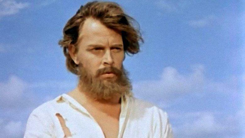 Robinson Crusoe (1954 film) movie scenes