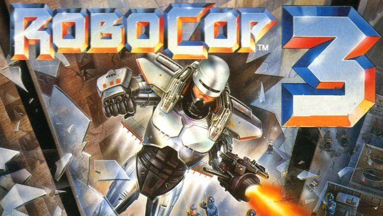 RoboCop 3 movie scenes