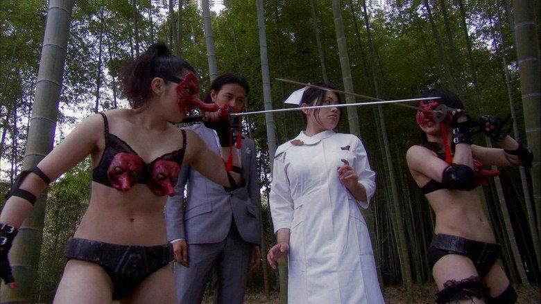 RoboGeisha movie scenes