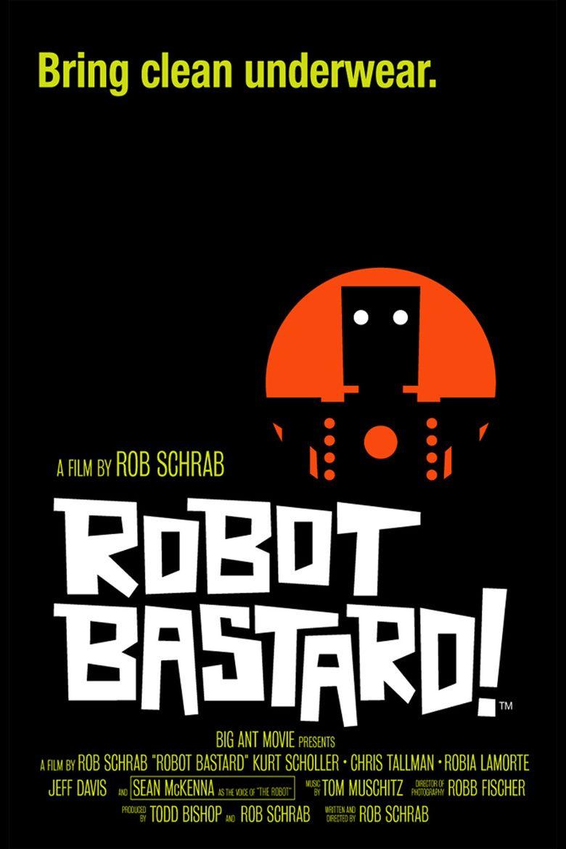 Robot Bastard! movie poster