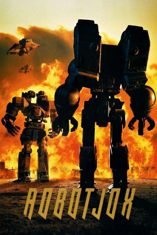 Robot Jox movie poster