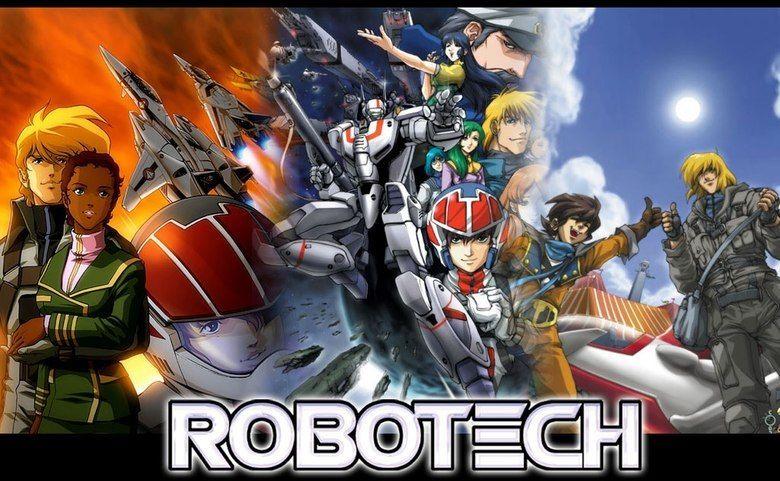 Robotech: The Movie movie scenes