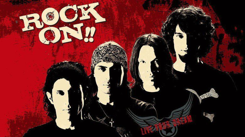 Rock On!! movie scenes