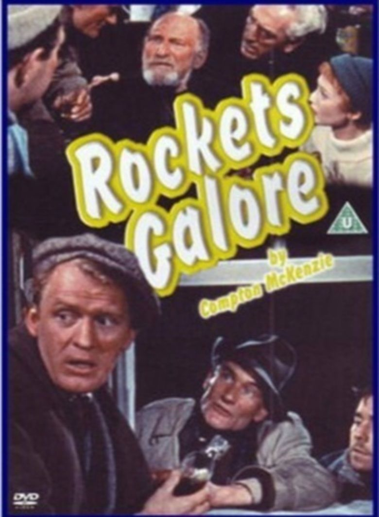 Rockets Galore! movie poster