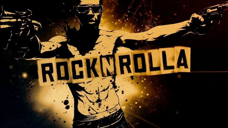 RocknRolla movie scenes