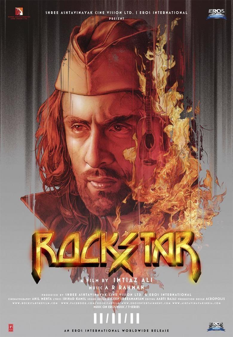 Rockstar (2011 film) movie poster