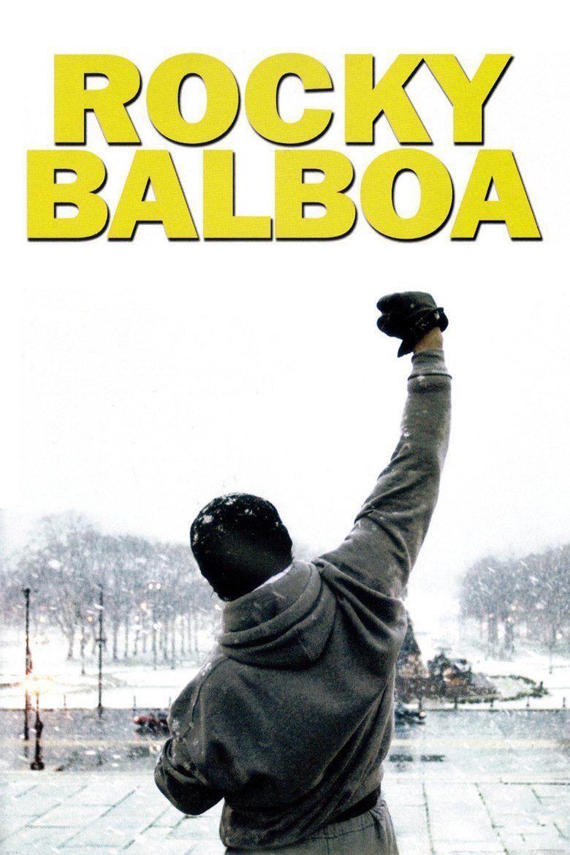 Rocky Balboa (film) movie poster