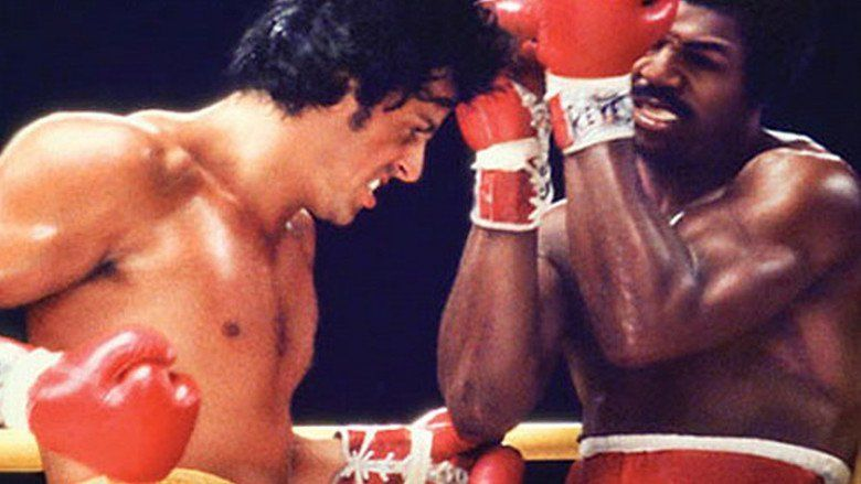 Rocky II movie scenes