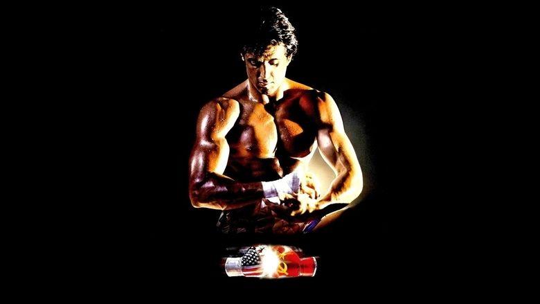 Rocky IV movie scenes