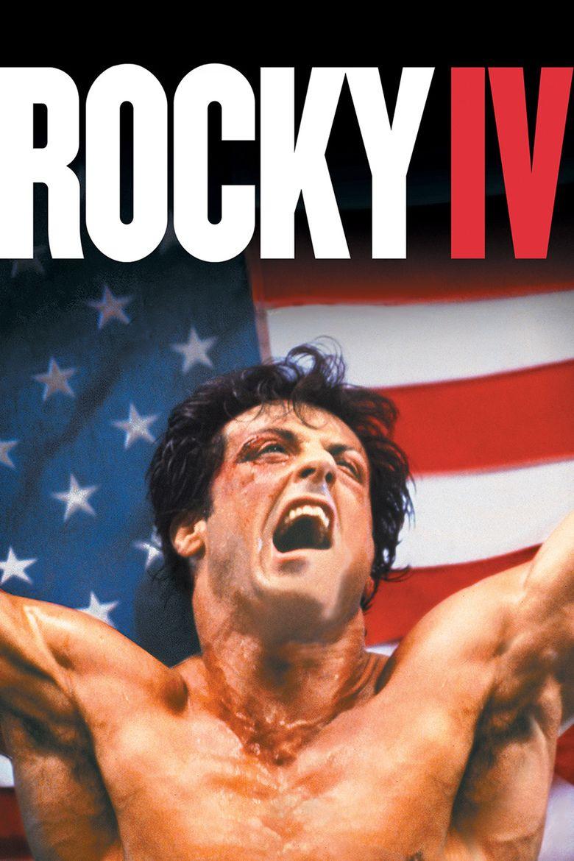 Rocky IV movie poster