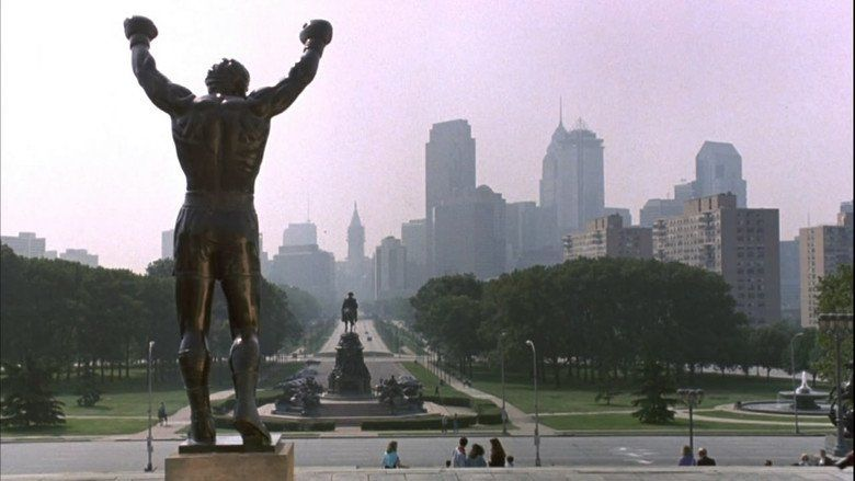 Rocky V movie scenes