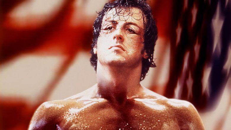 Rocky movie scenes