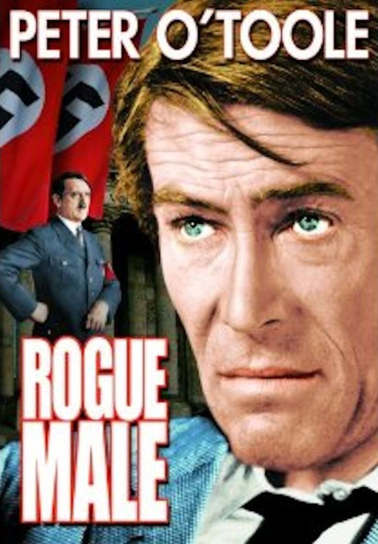 Rogue Male (1976 film) movie poster