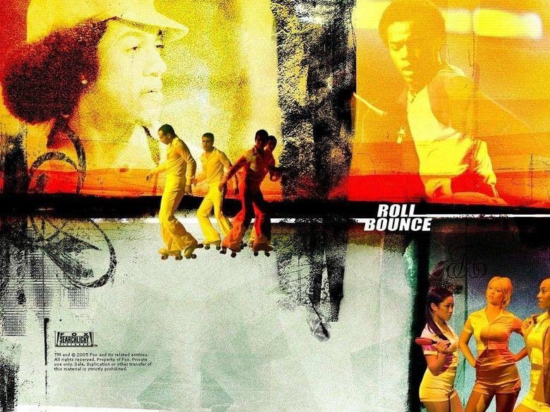 Roll Bounce movie scenes