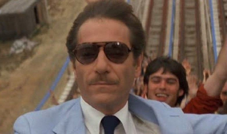 Rollercoaster (1977 film) movie scenes