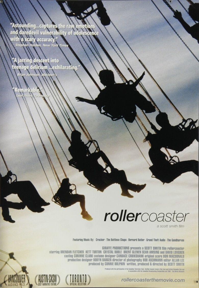 Rollercoaster (1999 film) movie poster