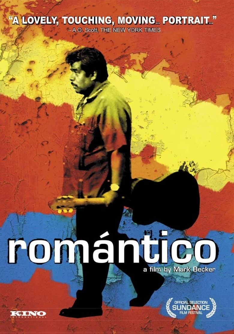 Romantico (film) movie poster