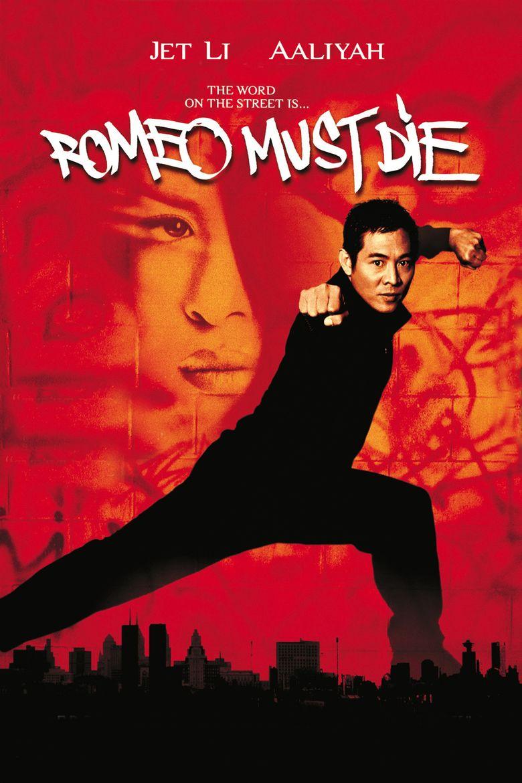 Romeo Must Die movie poster