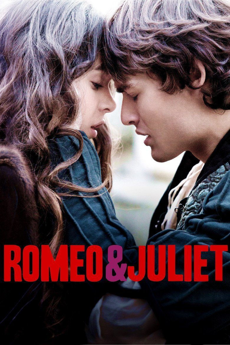 Romeo and Juliet (2013 film) movie poster