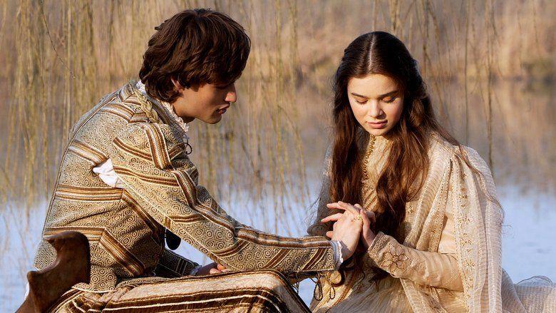 Romeo and Juliet (2013 film) movie scenes