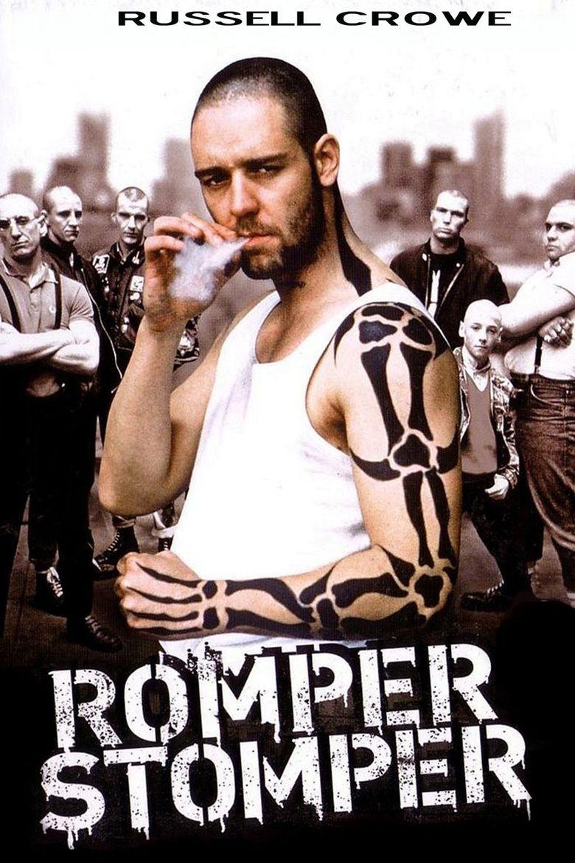 Romper Stomper movie poster