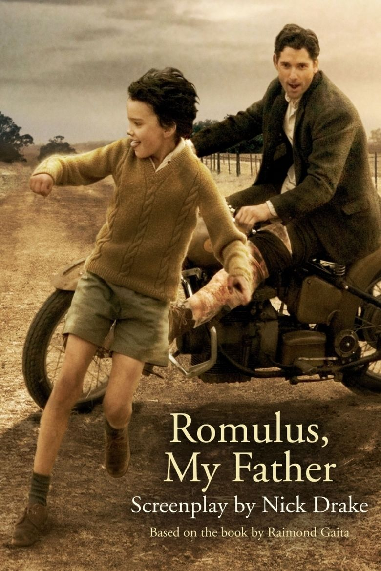 Romulus, My Father (film) movie poster