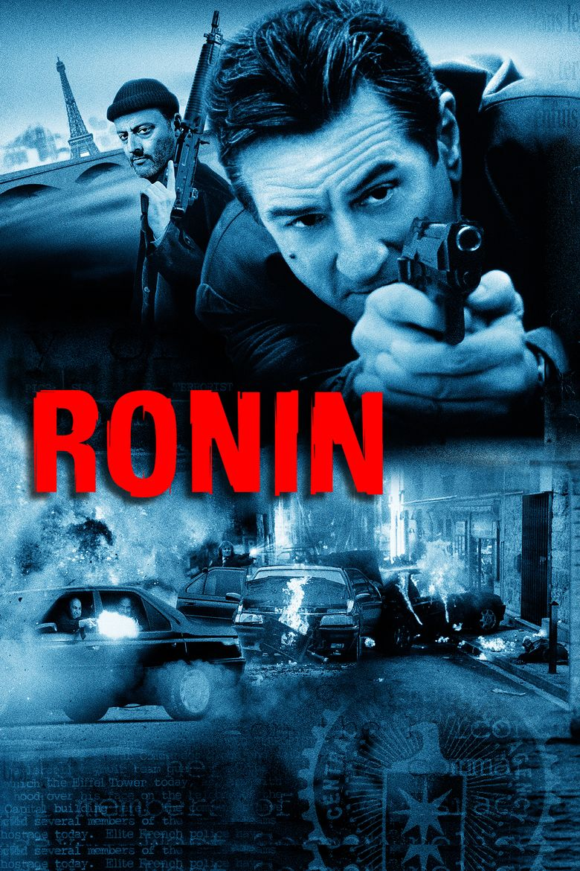 Ronin (film) movie poster