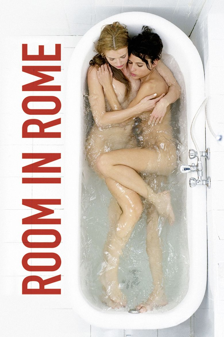 Room in Rome movie poster