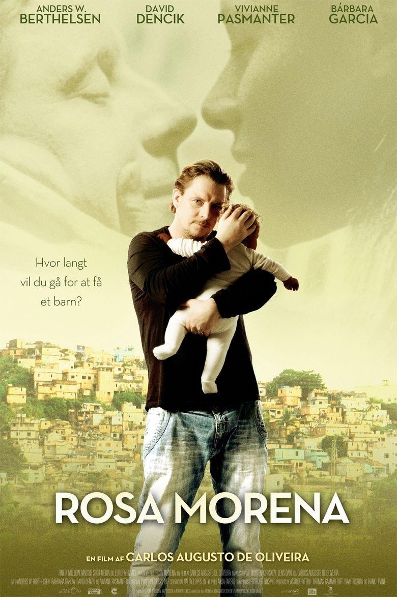 Rosa Morena (film) movie poster