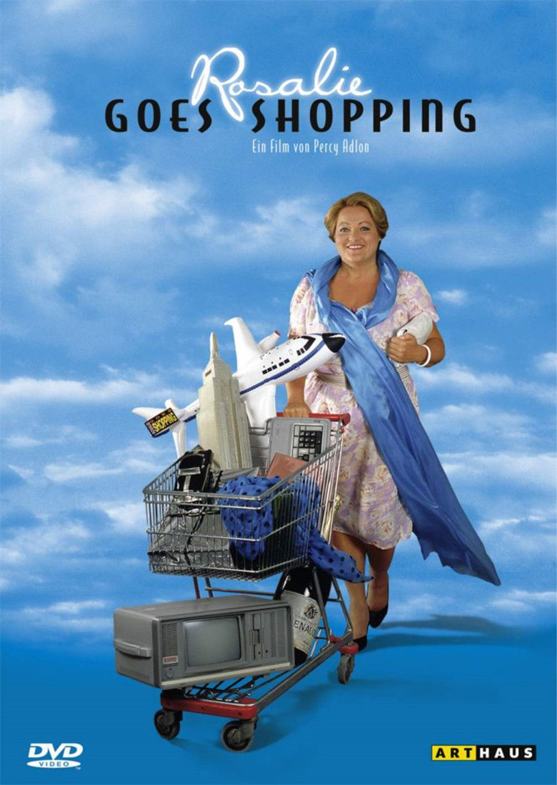 Rosalie Goes Shopping movie poster