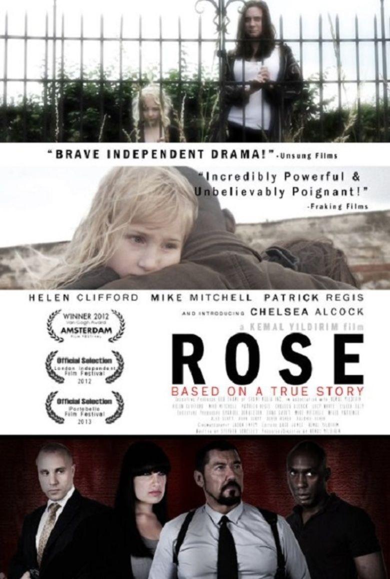Rose (2012 film) movie poster